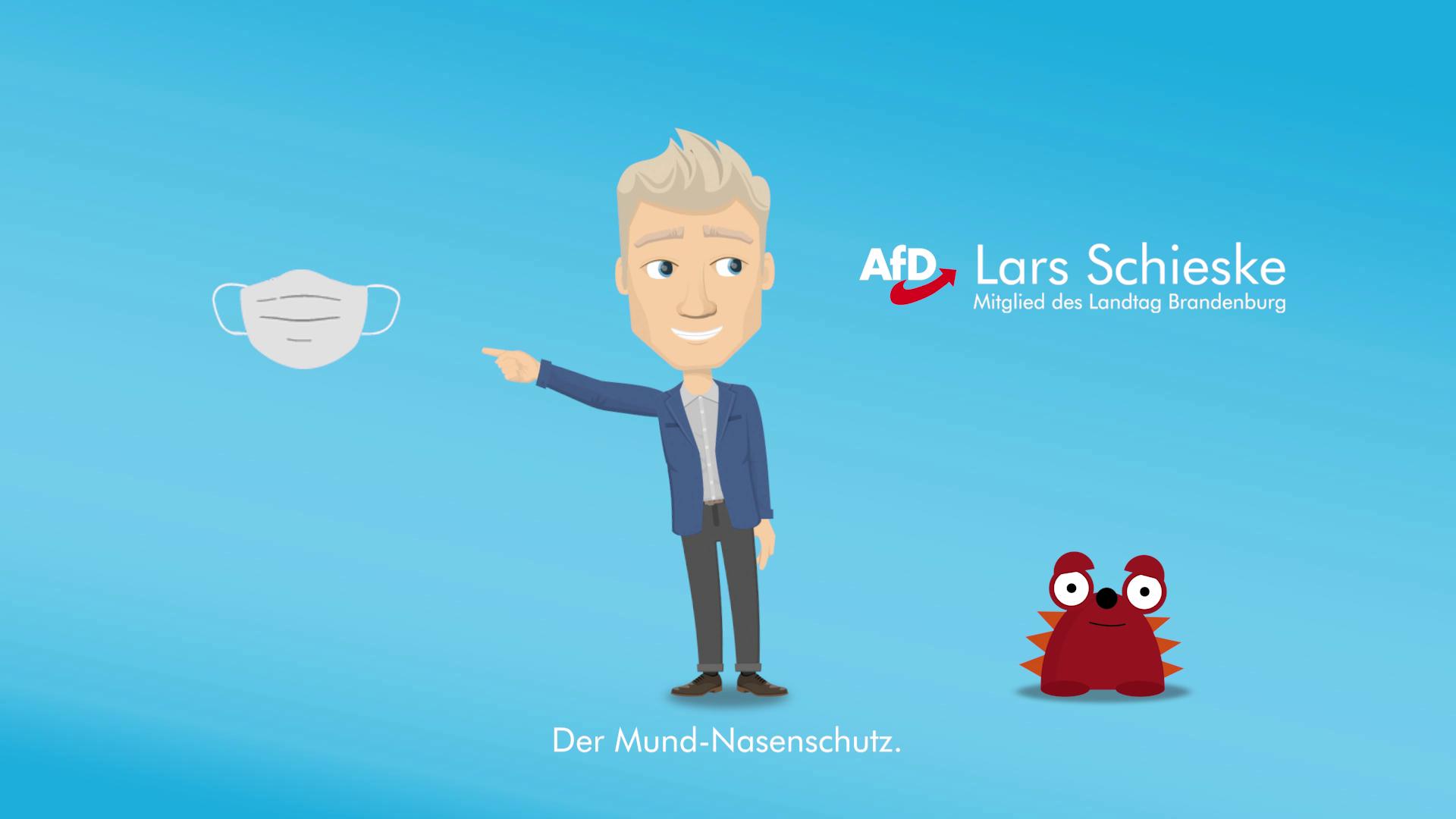 Lars Gedanken über die Maskenpflicht ist eine kritische Erklärfilm-Serie, in welcher Lars seine Gedanken und Meinung zur nicht mehr nachvollziehbaren und wohl verrückten Politik Deutschlands kund tut. Wohl nur in einem Comic, kann man diese verrückte Realität scheinbar nachvollziehen.
