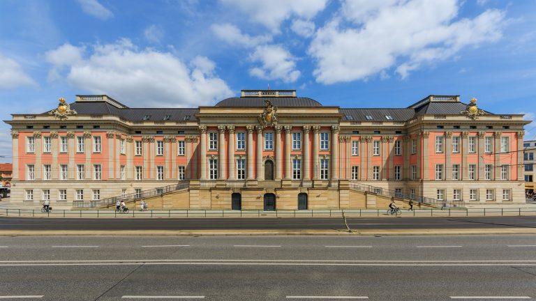 Potsdamer Stadtschloss, Sitz des Landtags Brandenburg, Foto: A, Savin aus Wikipedia